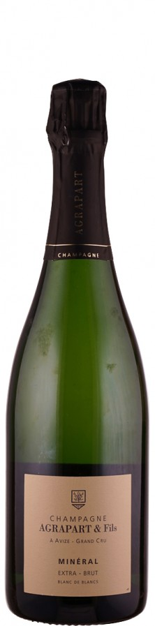 Champagne Agrapart & Fils Champagne Grand Cru blanc de blancs extra brut Minéral 2010 extra brut Champagne - Côte des Blancs Frankreich