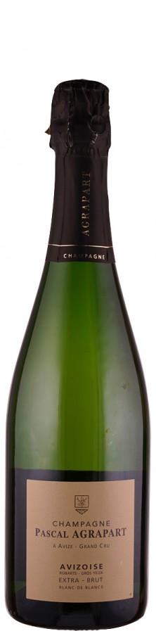 Agrapart & Fils Champagne Grand Cru blanc de blancs extra brut Avizoise 2010 extra brut Champagne - Côte des Blancs Frankreich
