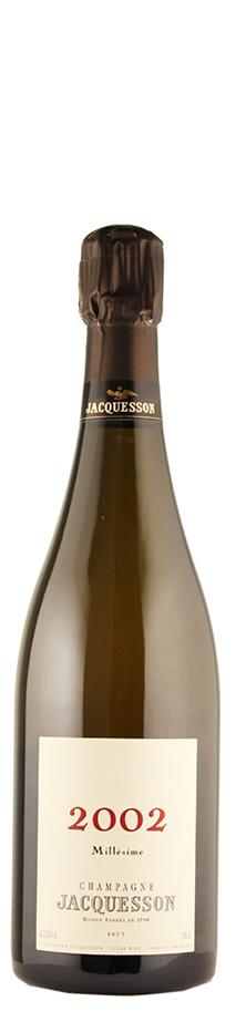 champagne Jacquesson Champagne Millésimé brut 2002 brut Champagne - Vallée de la Marne Frankreich