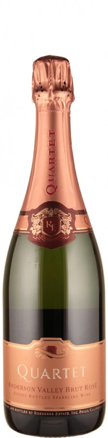 Roederer Estate Quartet Rosé brut  brut Kalifornien USA