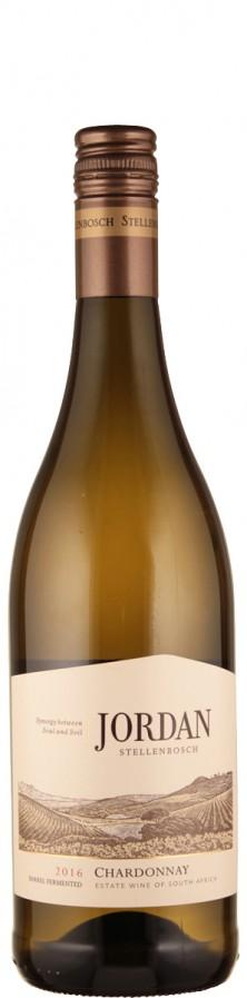 Jordan Winery Chardonnay - barrel fermented 2016 trocken Stellenbosch Südafrika
