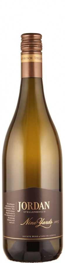 Chardonnay Reserve Nine Yards 2015  - Jordan Winery