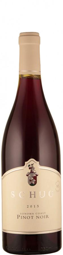 Schug Winery Schug Pinot noir Sonoma Coast 2015 trocken Kalifornien - Sonoma Coast USA