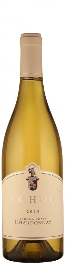 Schug Winery Schug Chardonnay Sonoma Coast 2015 trocken Kalifornien - Sonoma Coast USA