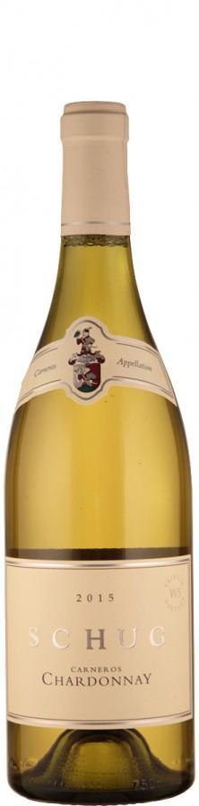 Schug Winery Schug Chardonnay Caneros 2015 trocken Kalifornien - Sonoma Coast USA