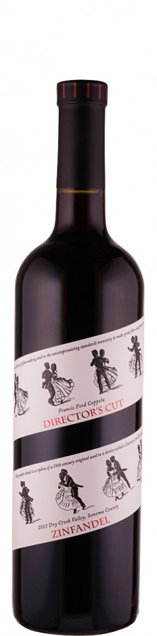 Francis Ford Coppola Winery Zinfandel Director's Cut 2013 trocken Kalifornien USA