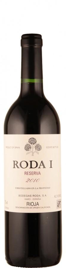 Roda Rioja Tinto Reserva Roda I 2010 trocken Rioja D.O.Ca. Spanien