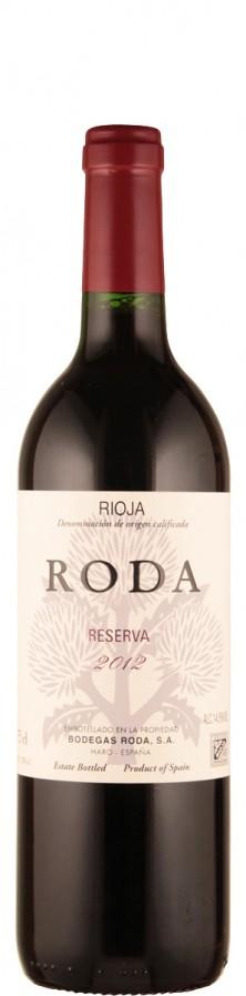 Roda Rioja tinto Reserva 2012 trocken Rioja D.O.Ca. Spanien