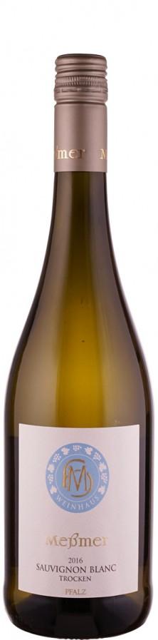 Weingut Meßmer Sauvignon blanc trocken 2016 trocken Pfalz Deutschland