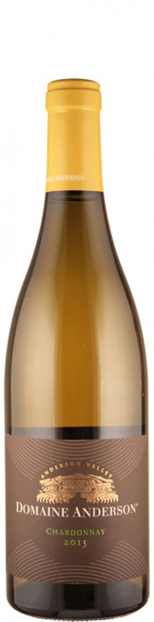 Chardonnay Anderson Valley 2013  - Domaine Anderson