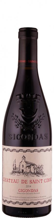Gigondas  2014  - Saint Cosme