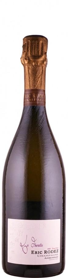 Champagne Eric Rodez Champagne Grand Cru brut Les Fournettes - Pinot Noir 2009 brut Champagne - Montagne de Reims Frankreich