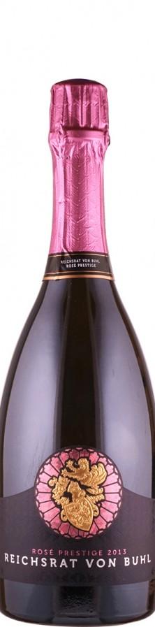 Reichsrat von Buhl Sekt Rosé Prestige brut Traditionelle Flaschengärung 2013 brut Pfalz Deutschland