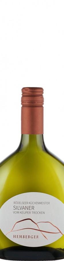 Weingut Hemberger Silvaner trocken vom Keuper 2016 trocken Franken Deutschland