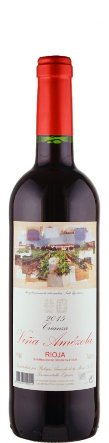 Amézola de la Mora Rioja Crianza Vina Amezola 2015 trocken Rioja D.O.Ca. Spanien