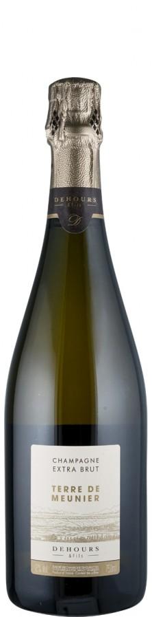 Champagne extra brut Terre de Meunier - degorgiert Nov. 2017   - Dehours et Fils