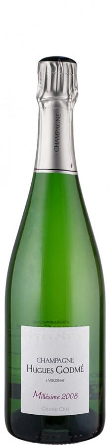 Champagne Grand Cru brut Millésime - degorgiert Jan. 2018 2008  - Godmé, Hugues