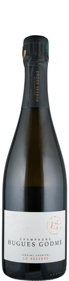 Champagne Premier Cru brut Réserve   Biowein - FR-BIO-01 - Godmé, Hugues