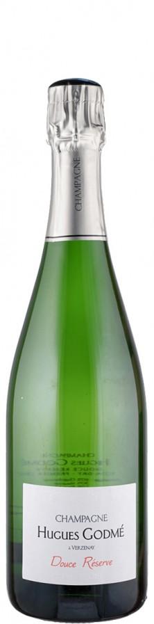 Champagne Premier Cru extra sec Douce Réserve  Biowein - FR-BIO-01 - Godmé, Hugues