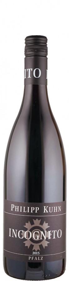 Weingut Philipp Kuhn Cuvée Incognito 2015 trocken Pfalz Deutschland