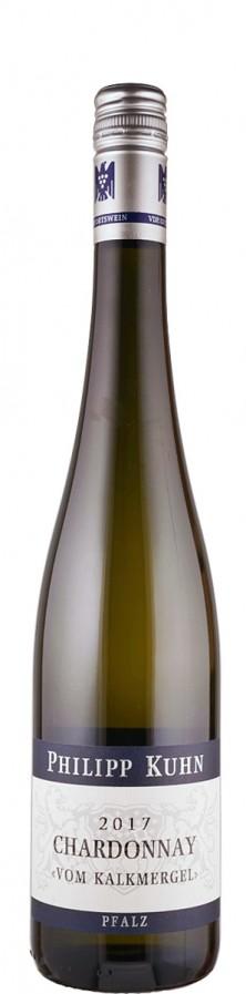 Weingut Philipp Kuhn Chardonnay trocken vom Kalkmergel 2017 trocken Pfalz Deutschland