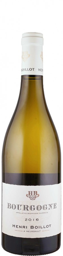Henri Boillot Bourgogne blanc 2016 trocken Burgund Frankreich