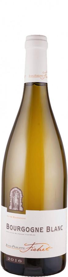 Bourgogne blanc  2016  - Domaine Jean-Philippe Fichet