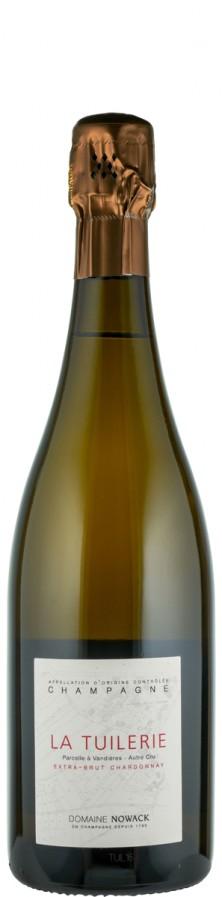 Champagne Blanc de Blancs extra brut La Tuilerie   - Domaine Nowack