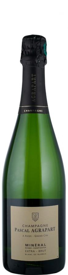 Champagne Grand Cru Blanc de Blancs extra brut Minéral 2011  - Agrapart & Fils