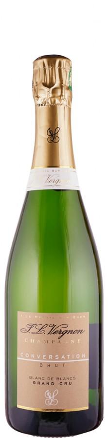Champagne Grand Cru blanc de blancs brut Conversation   - Vergnon, J. L.