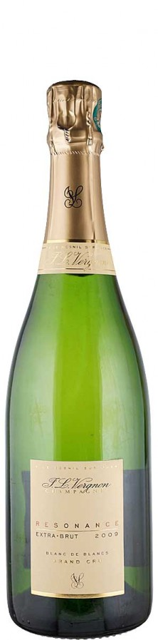 Champagne Grand Cru Millésimé blanc de blancs extra brut Resonance 2009  - Vergnon, J. L.