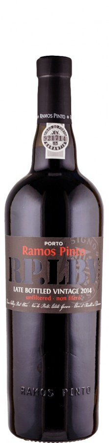 Ramos Pinto Late Bottled Vintage Port - LBV 2014 süß Douro Portugal
