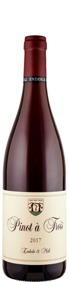 Pinot Noir Muschelkalk 2017  - Enderle & Moll