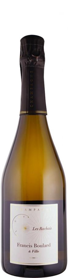 Champagne Blanc de Blancs brut nature Les Rachais 2011 Biowein - FR-BIO-001 - Boulard & Fille, Francis