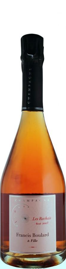 Champagne Rosé extra brut Les Rachais 2009 FR-BIO-001 - Boulard & Fille, Francis