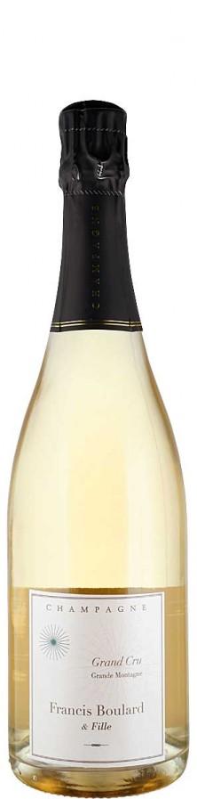 Champagne Grand Cru brut nature Grande Montagne 2009 - bio - Boulard & Fille, Francis