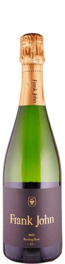 Weingut Frank John Riesling Sekt brut '32' Traditionelle Flaschengärung brut Pfalz Deutschland