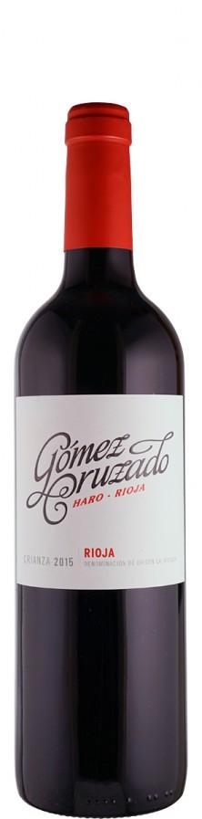 Gómez Cruzado Rioja Crianza 2015 trocken Rioja D.O.Ca. Spanien