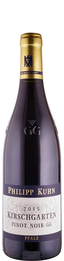Pinot Noir GG Kirschgarten 2015  - Kuhn, Philipp