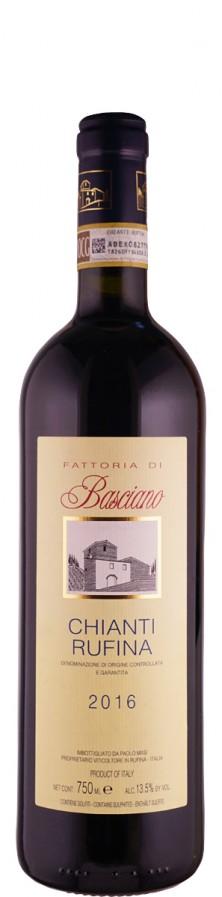 Fattoria di Basciano Chianti Rufina 2016 trocken Toskana Italien