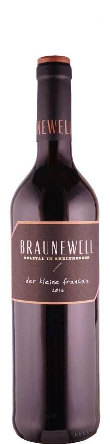 Braunewell der kleine françois Rotweincuvée trocken 2016 trocken Rheinhessen Deutschland