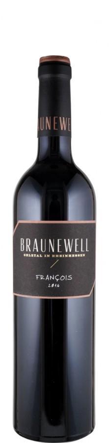 François Rotweincuvée trocken 2016  - Braunewell
