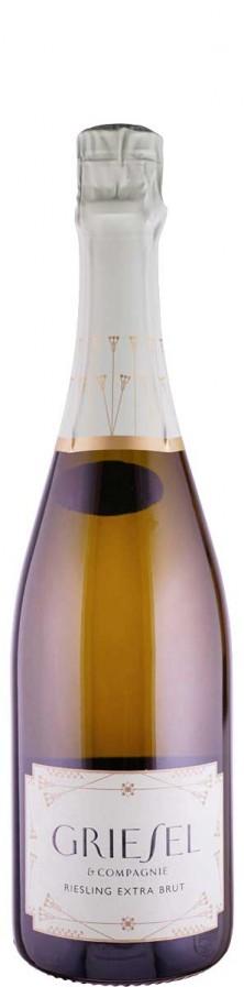 Riesling Prestige extra brut  2014  - Griesel & Compagnie