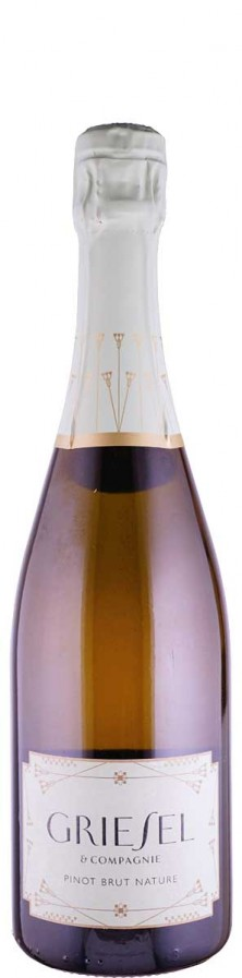 Pinot Prestige brut nature  2015  - Griesel & Compagnie