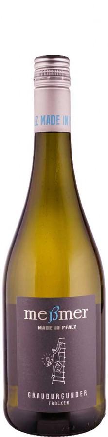 Weingut Meßmer Grauburgunder 2018 trocken Pfalz Deutschland