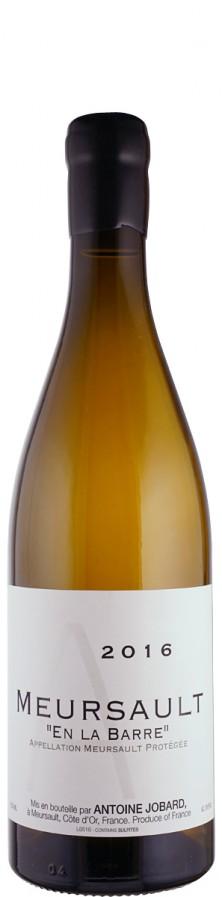 "Meursault blanc ""En La Barre"" 2016  - Jobard, Antoine"
