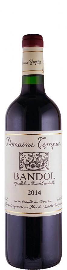 Domaine Tempier Bandol 2014 trocken Bandol Frankreich
