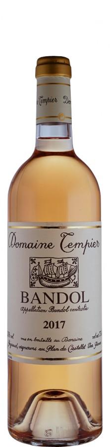 Bandol Rosé  2017  - Domaine Tempier