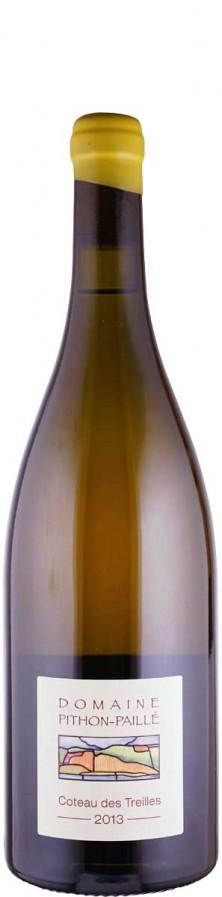 """Anjou Blanc """"Coteau des Treilles"""" 2013  - Domaine Pithon-Paillé"""