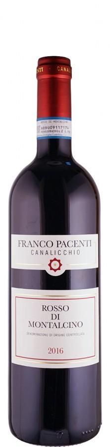 Rosso di Montalcino  2016  - Franco Pacenti